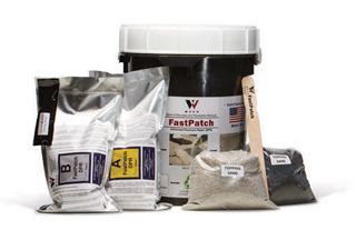 FASTPATCH DPR Concrete Repair 5-Gal Kit