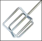 Figure 1: Egg-Beater mixer.