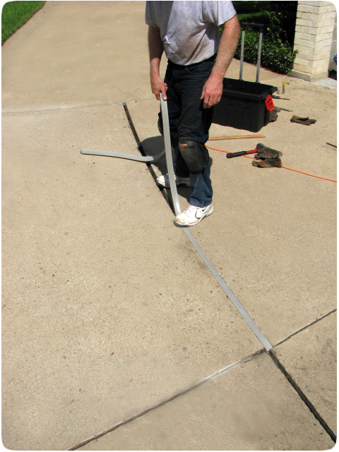 SlabGasket XL Expansion Joint Replacement - 1 3/8