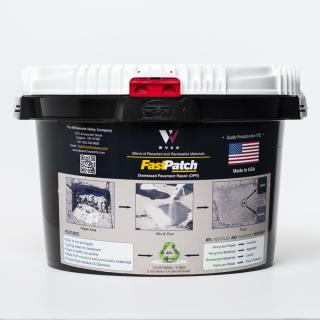 FASTPATCH DPR Rapid Concrete Repair 3-Gal Kit 1